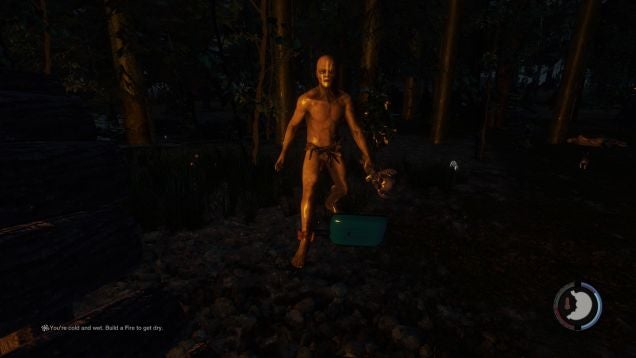 Surviving The Forest, The Hottest Game On Steam Right Now