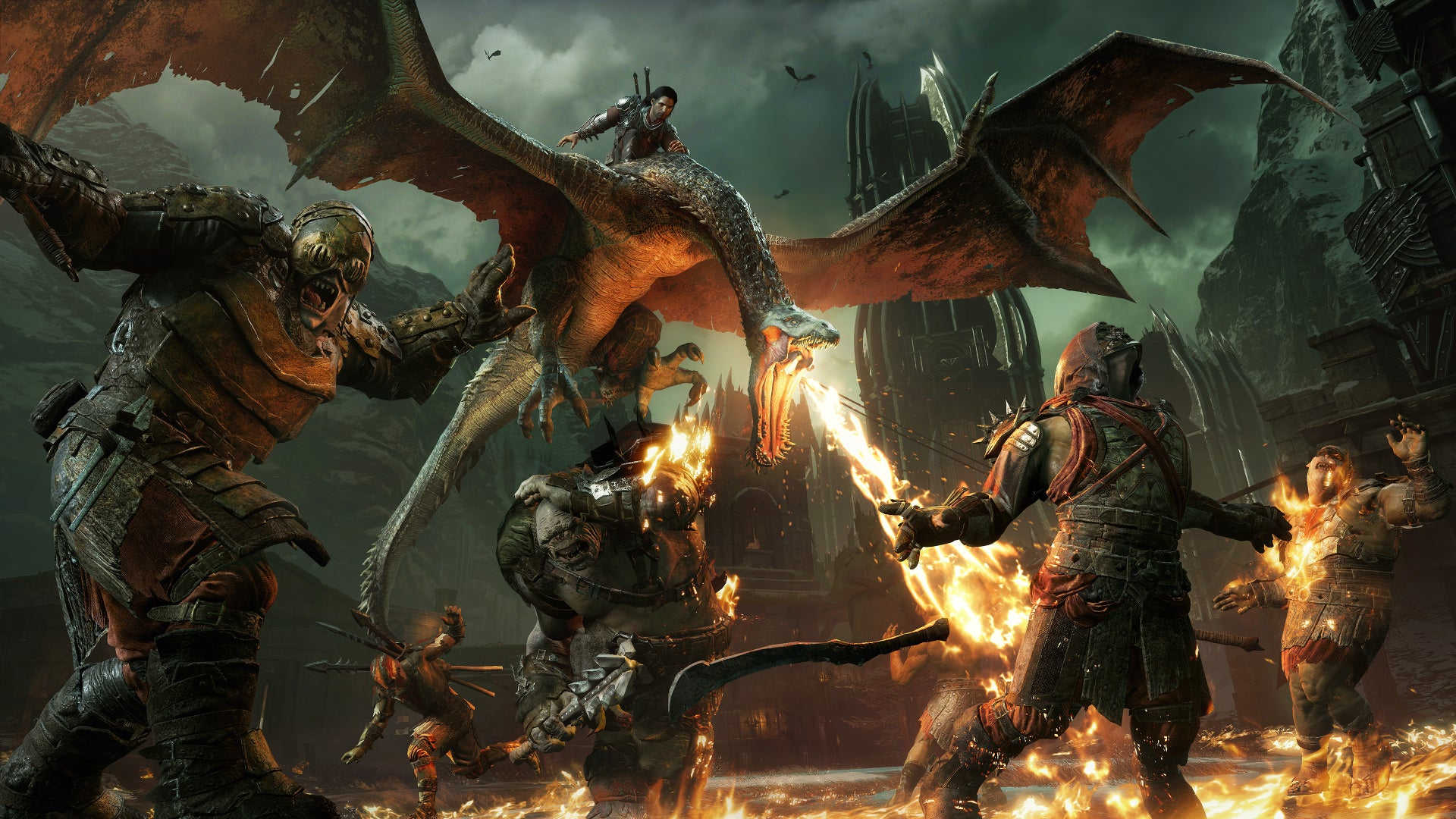 Middle-Earth: Shadow Of War's Nemesis System Is About Friends As Well As Foes
