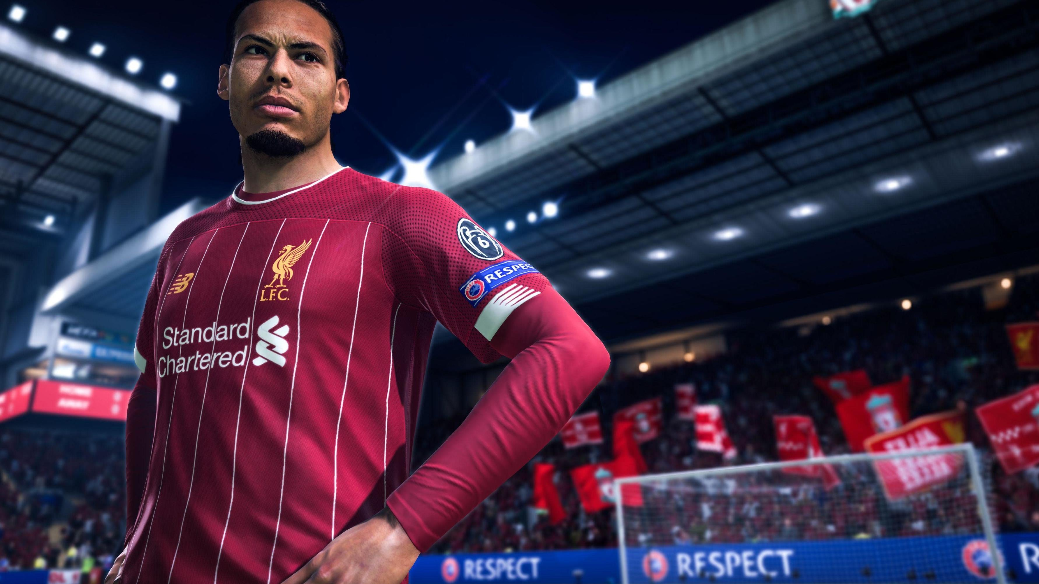 EA Website Leaks Personal Details Of FIFA Players