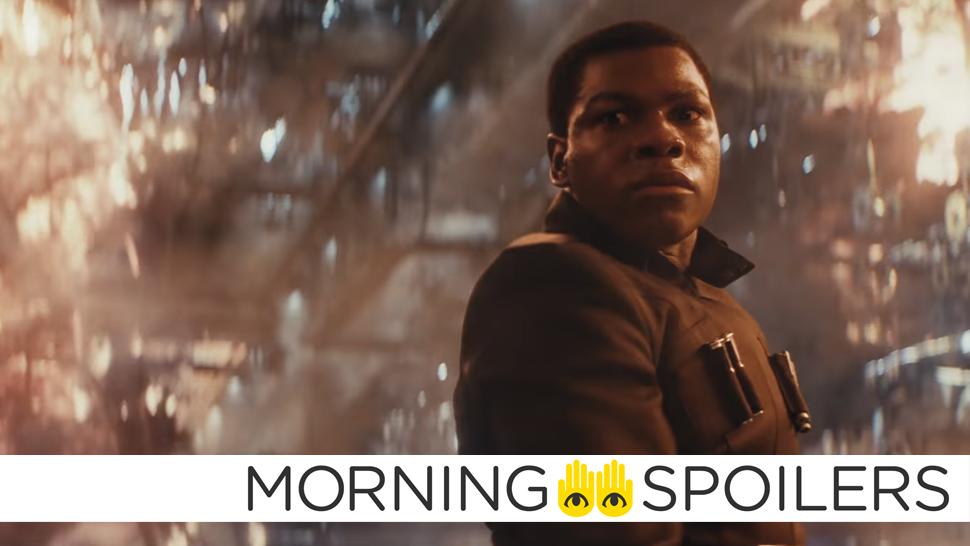 John Boyega Drops An Intriguing Hint About Finn In Star Wars: Episode IX