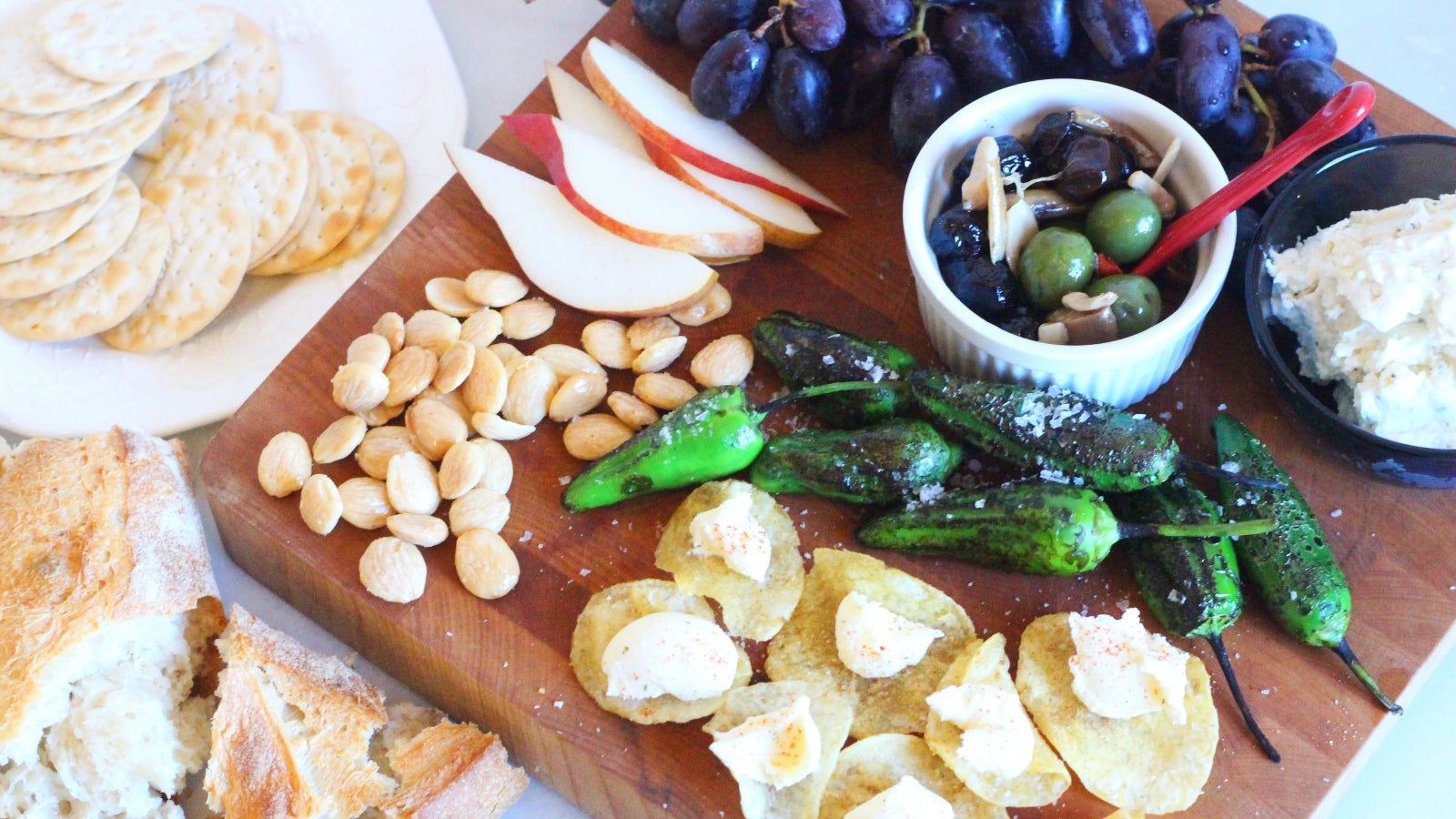 Build The Perfect Snack Board, Even Without Cheese