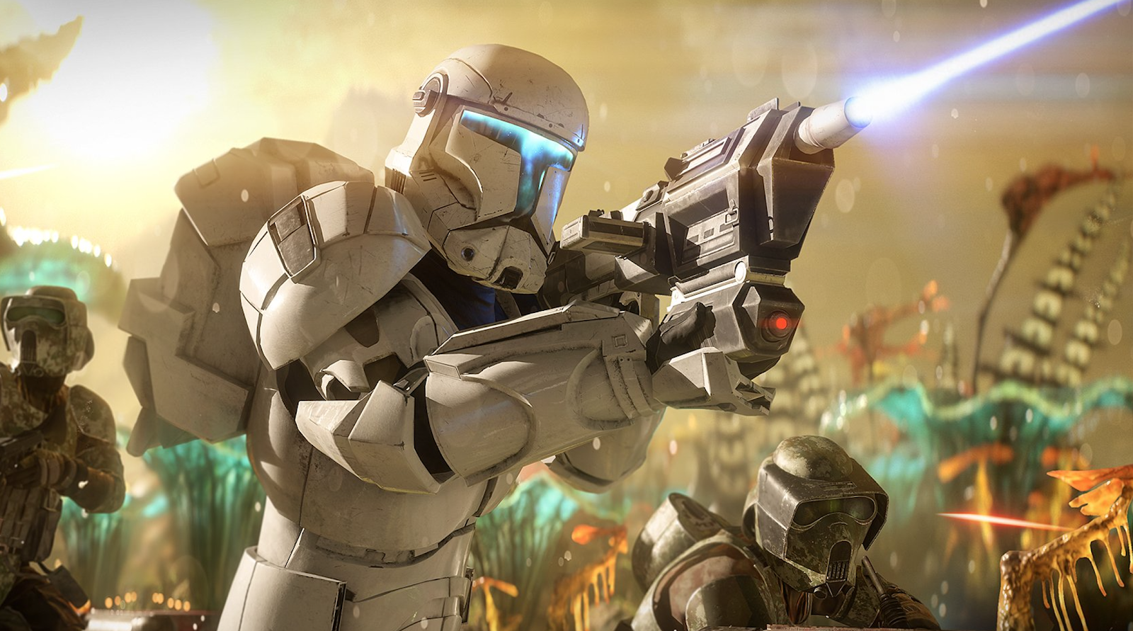 Battlefront II's New Clone Commandos Know How To Survive The Chaos