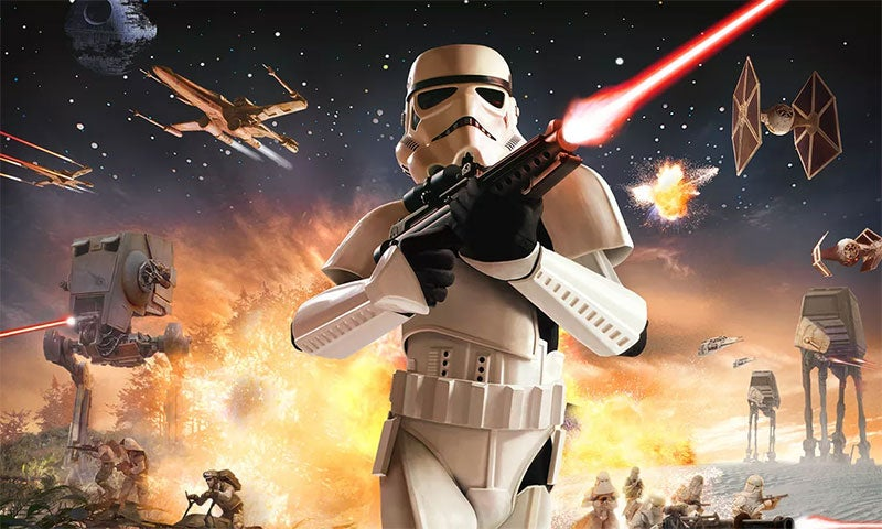 2004's Star Wars Battlefront Gets Its Official Online Multiplayer Back
