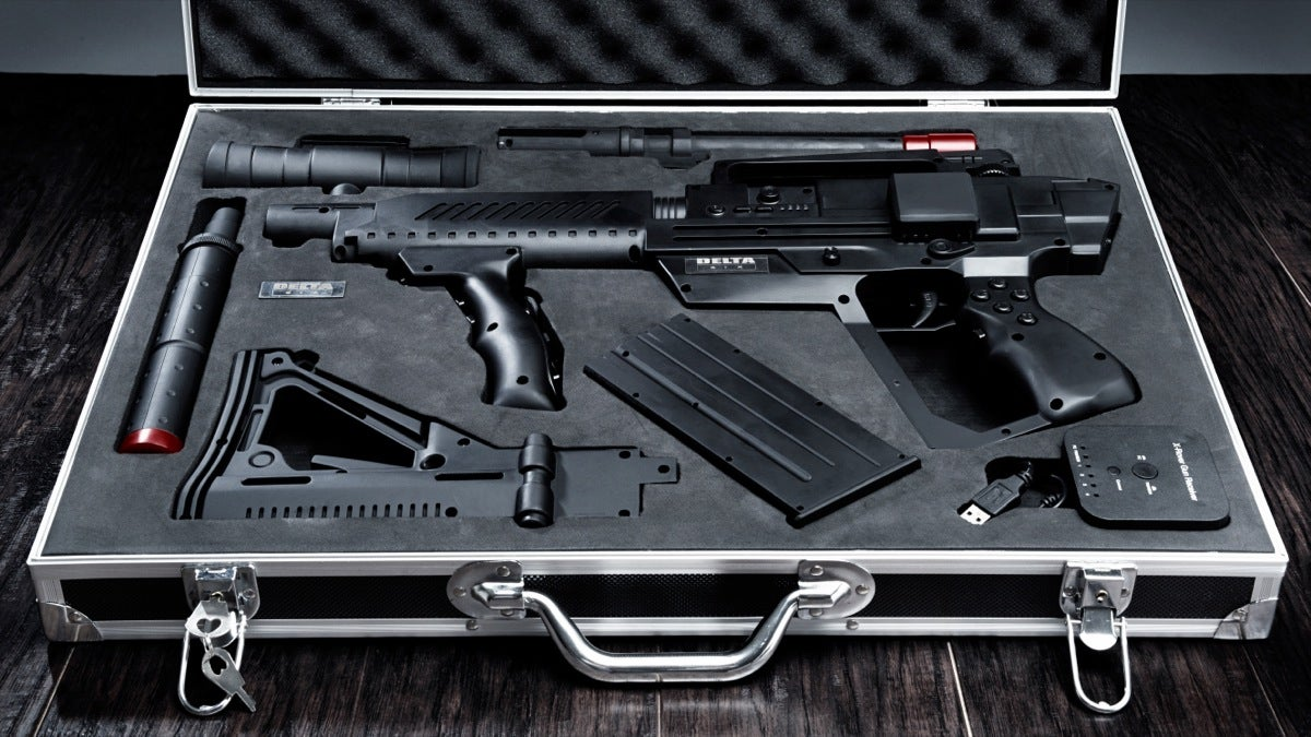 $US200,000 Gun Controller Kickstarter Goes Dark, Then Asks For More Money