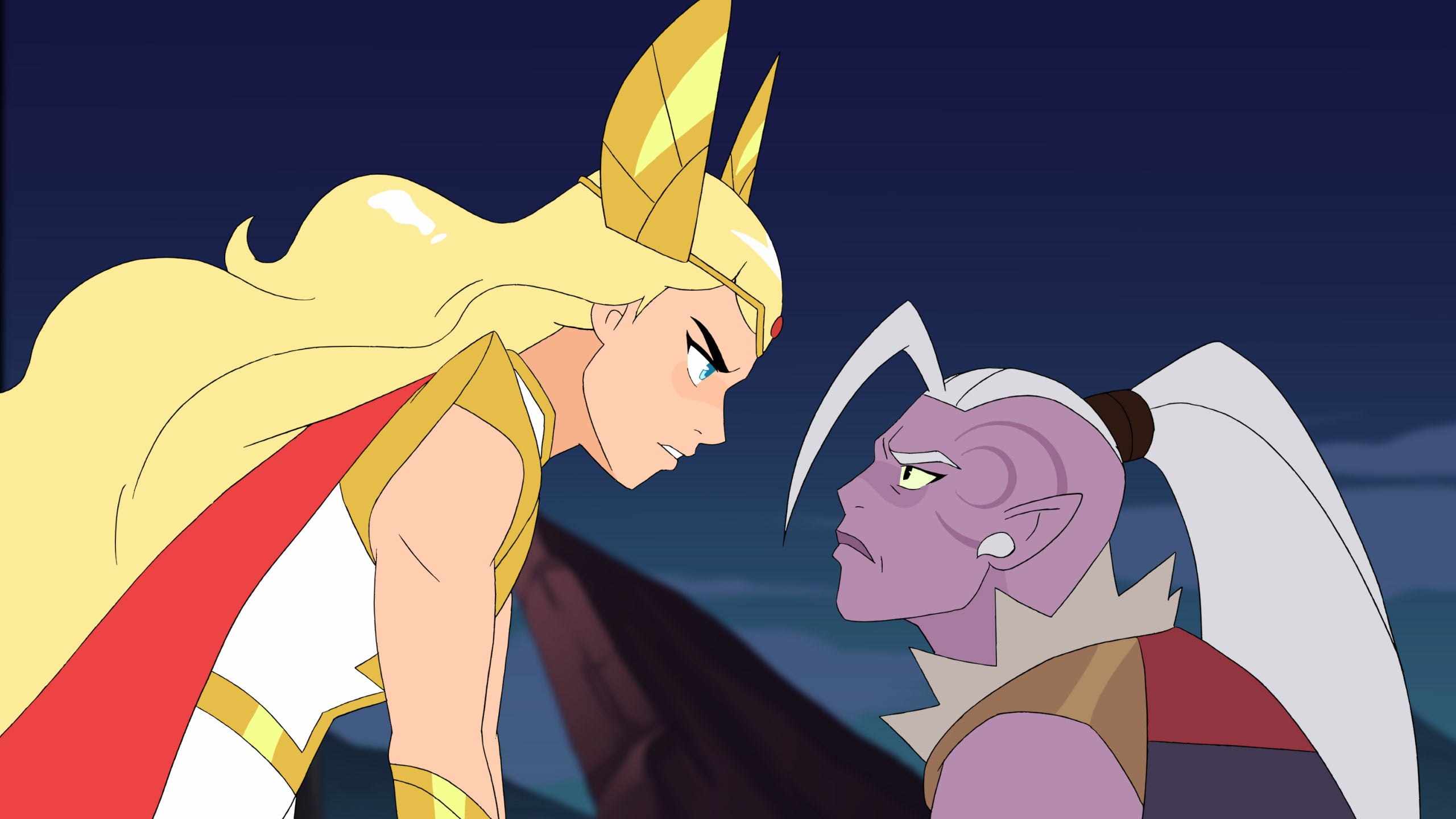 She-Ra Season 3 Is Coming This Summer And It's Bringing Geena Davis With It