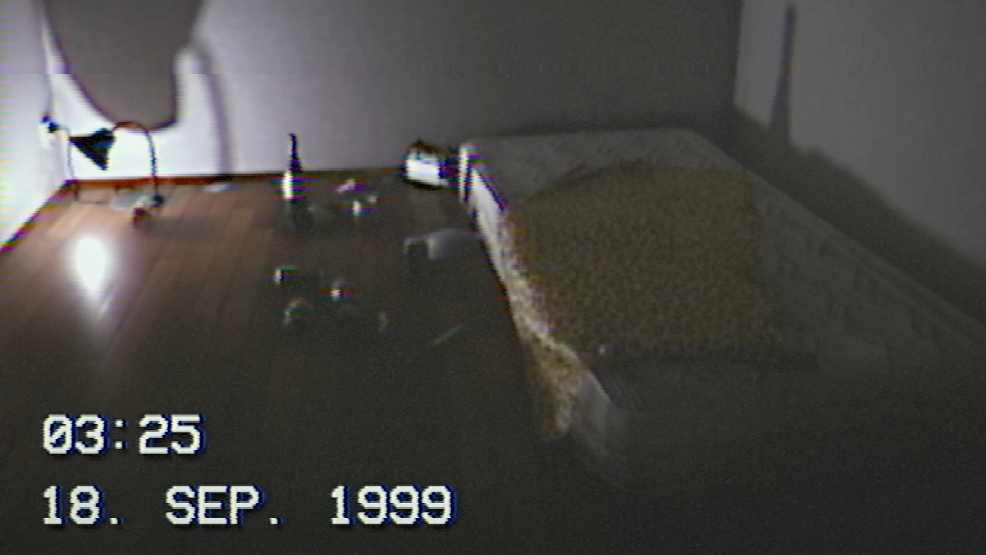A Terrifying 5-Minute Horror Game