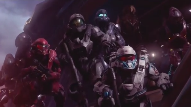 An Extended Look At The Halo 5 Campaign