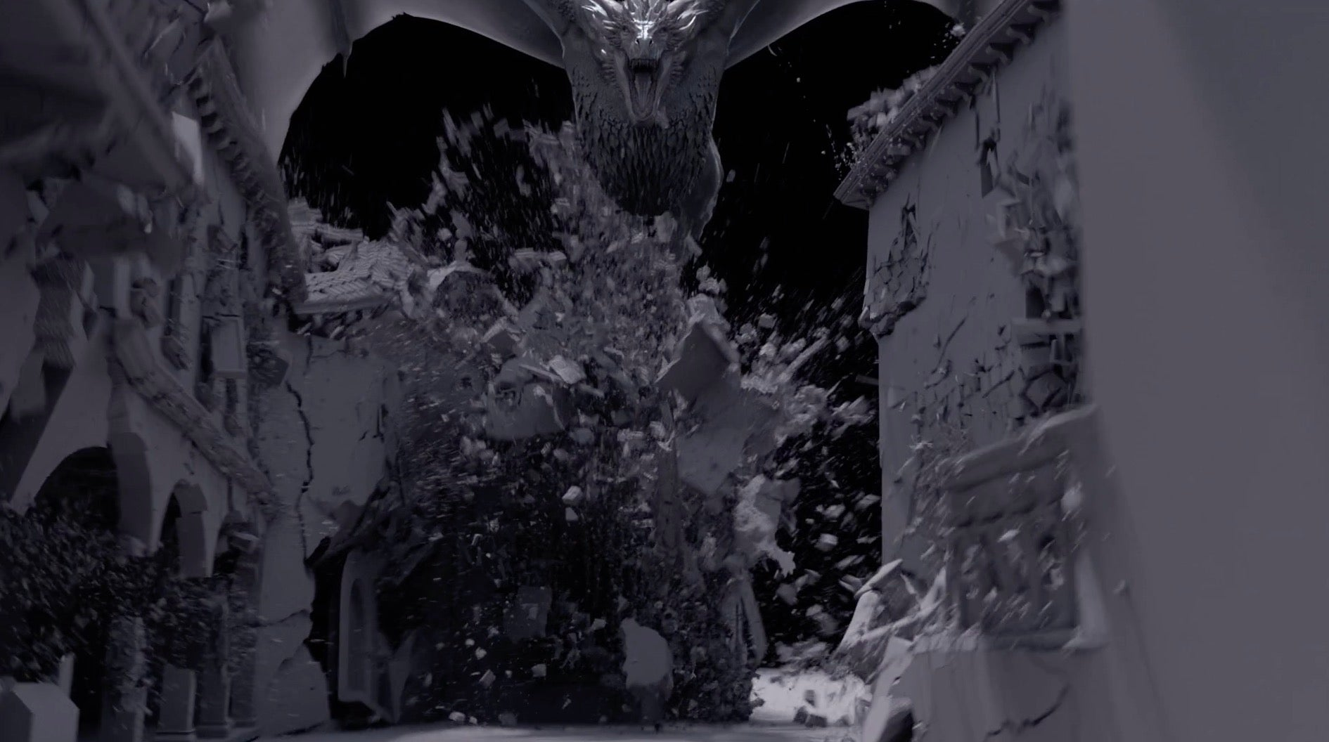 Turns Out Daenerys And Drogon Were Not The Most Destructive Forces In Game Of Thrones' Battle Of Kings Landing