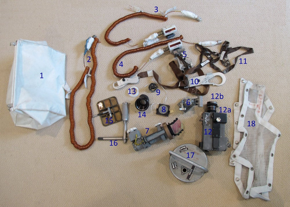 Secret stash of Moon artifacts found hidden in Neil Armstrong's closet