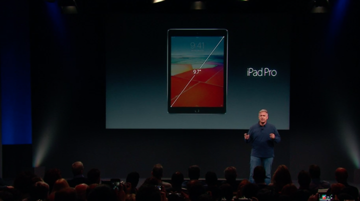 The iPad Pro Just Got Much Smaller