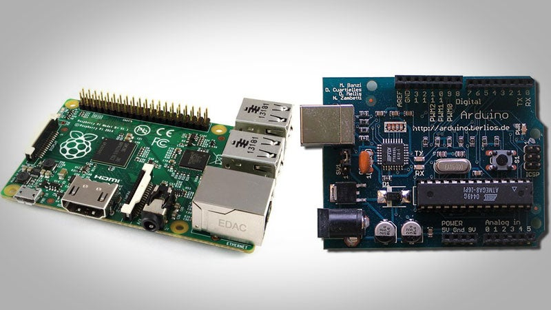 Pick Between a Raspberry Pi and an Arduino with This Rule of Thumb