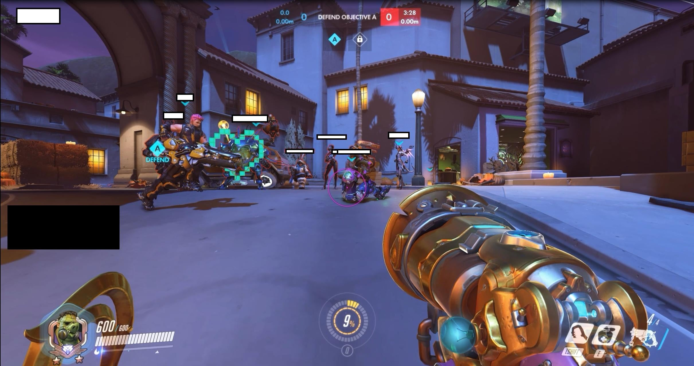 Overwatch Teams Stop Fighting Each Other To Thwart Cheater