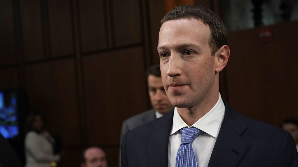 Facebook Offered Advertisers 'White Genocide' Option