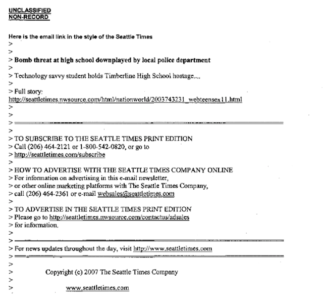 FBI Planted Phishing Scam on Fake Seattle Times Page to Trap a Teen