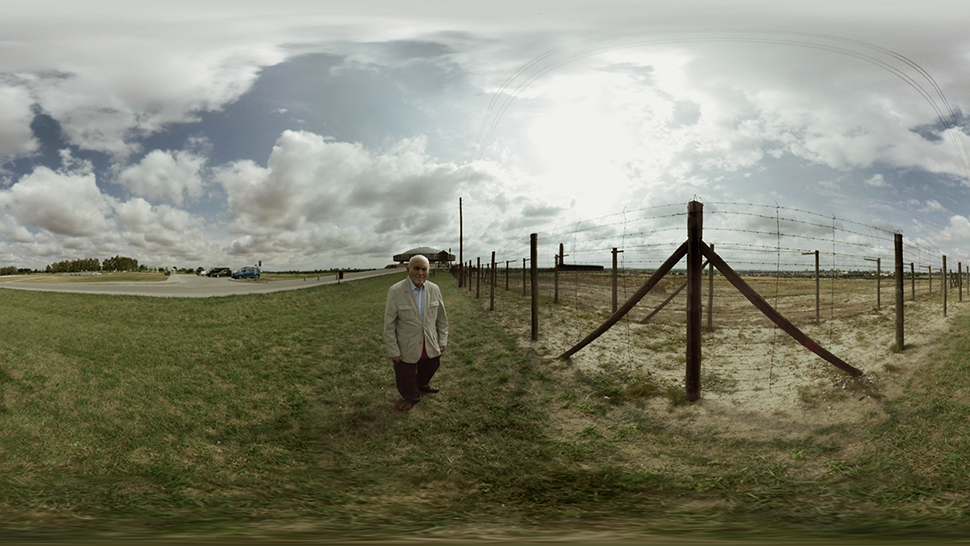 A Devastating Holocaust Documentary Proves VR Filmmaking Isn't Just A Gimmick