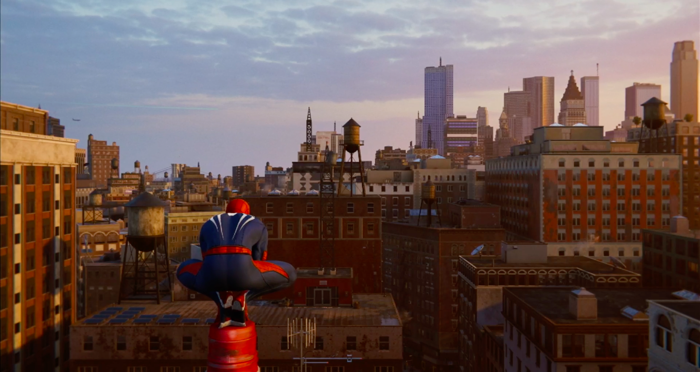 Swinging Through New York City As Spidey Feels Effortless | Kotaku ...