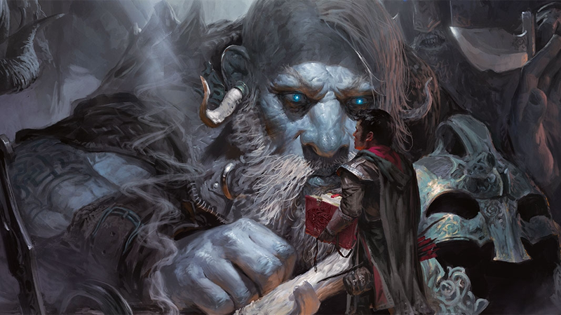 An Inside Look At The Creepy Creatures Of Dungeons & Dragons'New Monster Manual