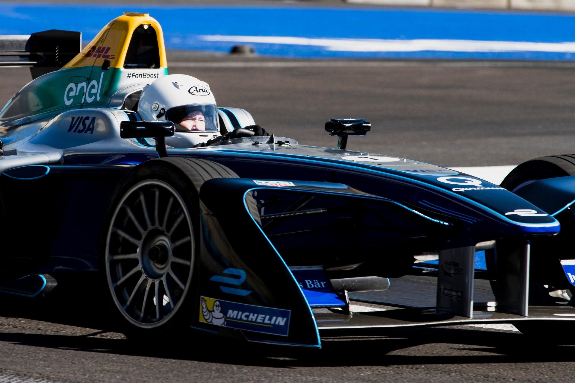 I Drove A Formula E Car And The Future Is Ridiculously Fun