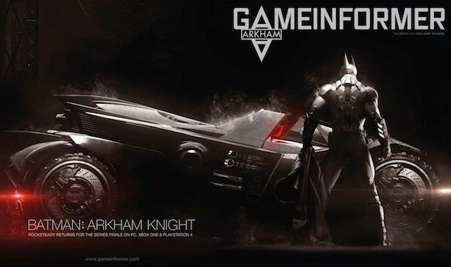 The Next Batman Game Is Arkham Knight