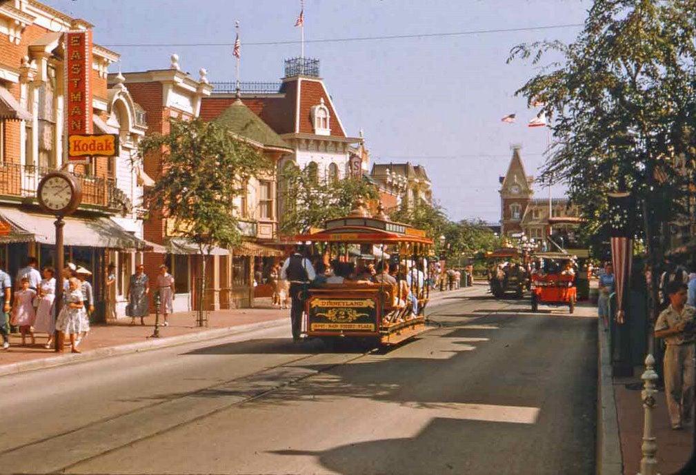 Did Disneyland's Main Street, USA, Inspire Better Urban Design?