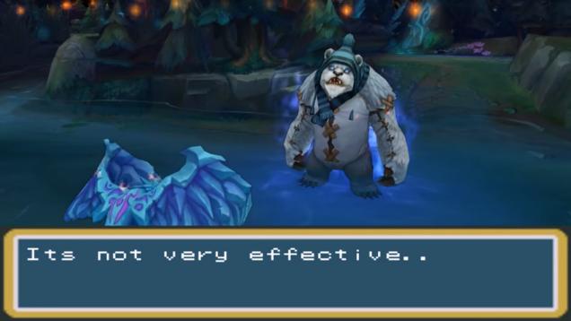 League Of Legends Champions Would Make Deadly Pokémon