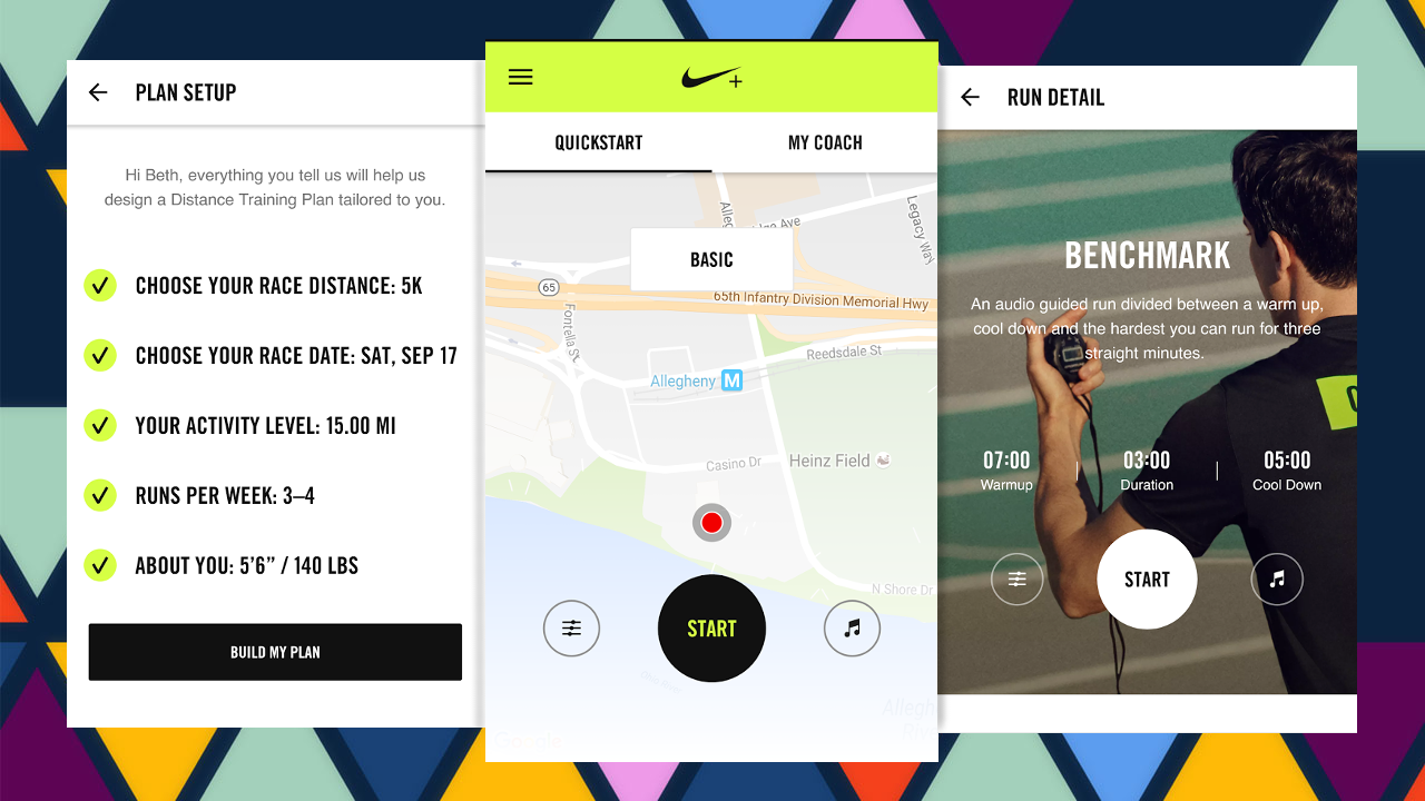 Image result for images of Nike Training Club