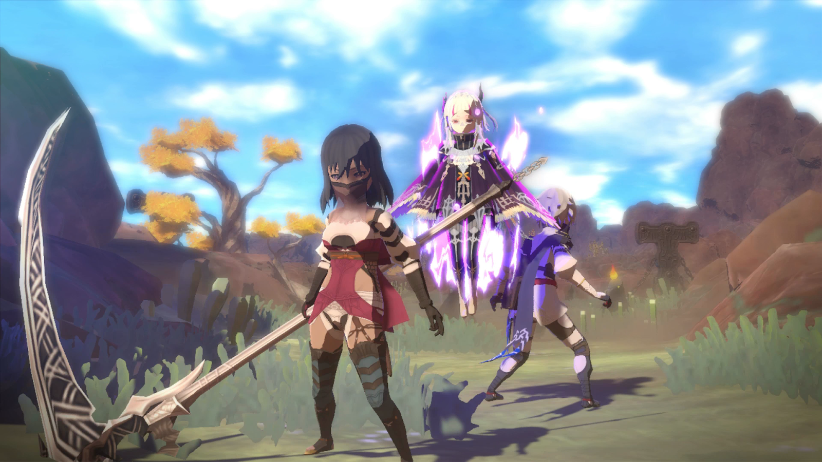 Oninaki's World Might Be Enough To Get Me Past The Repetitive Gameplay
