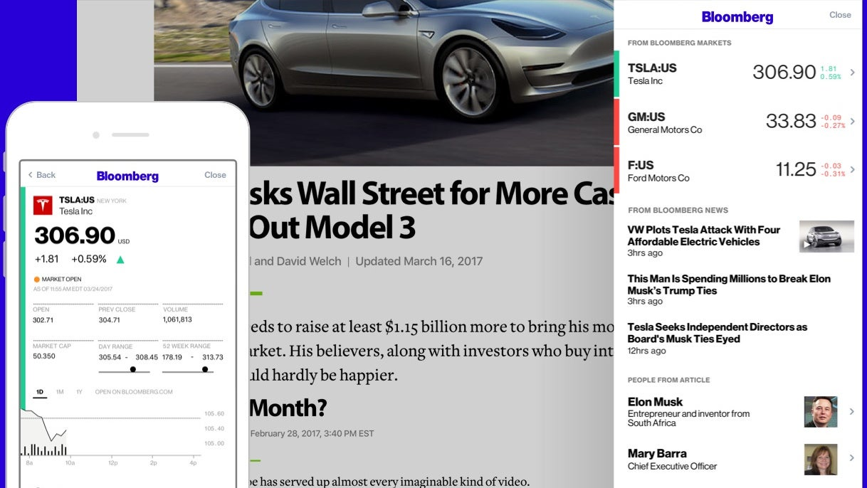 Bloomberg's Extension Lets You See Context You're Missing