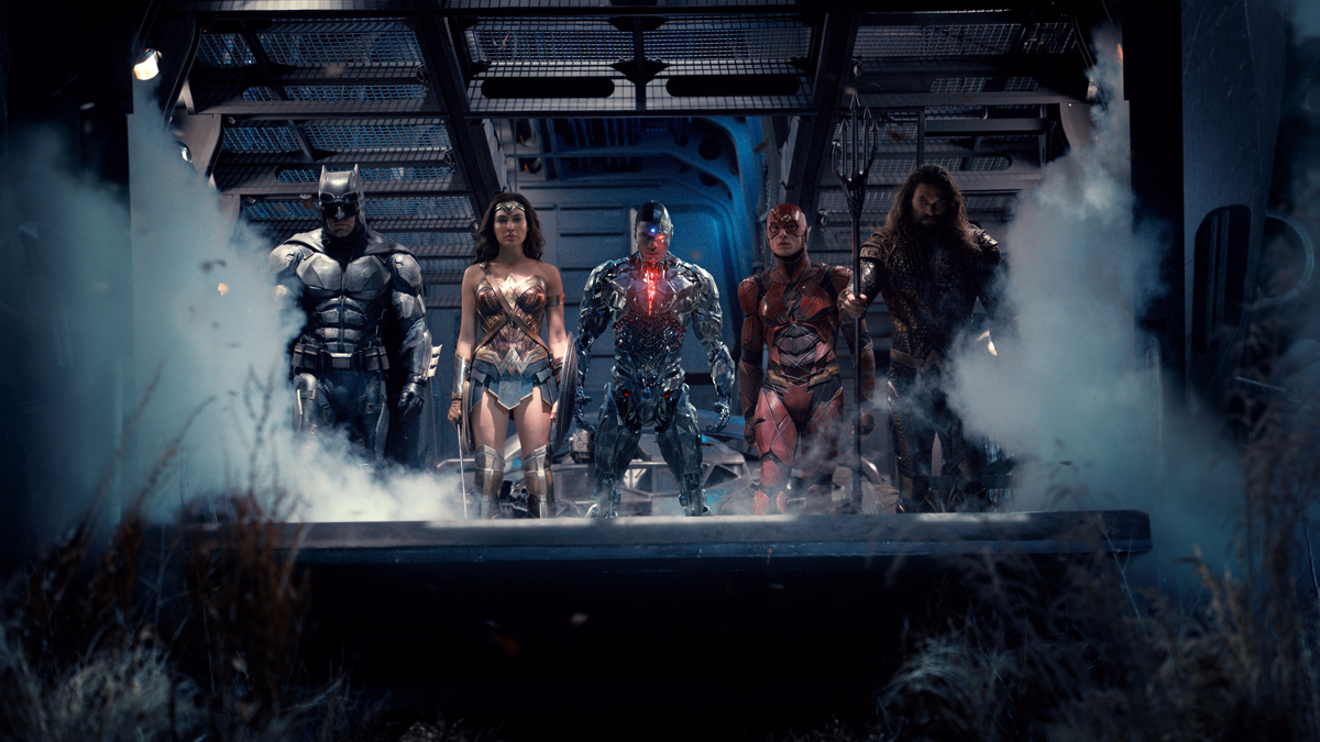 Justice League's Cinematographer Talks The Film's Lighter Style