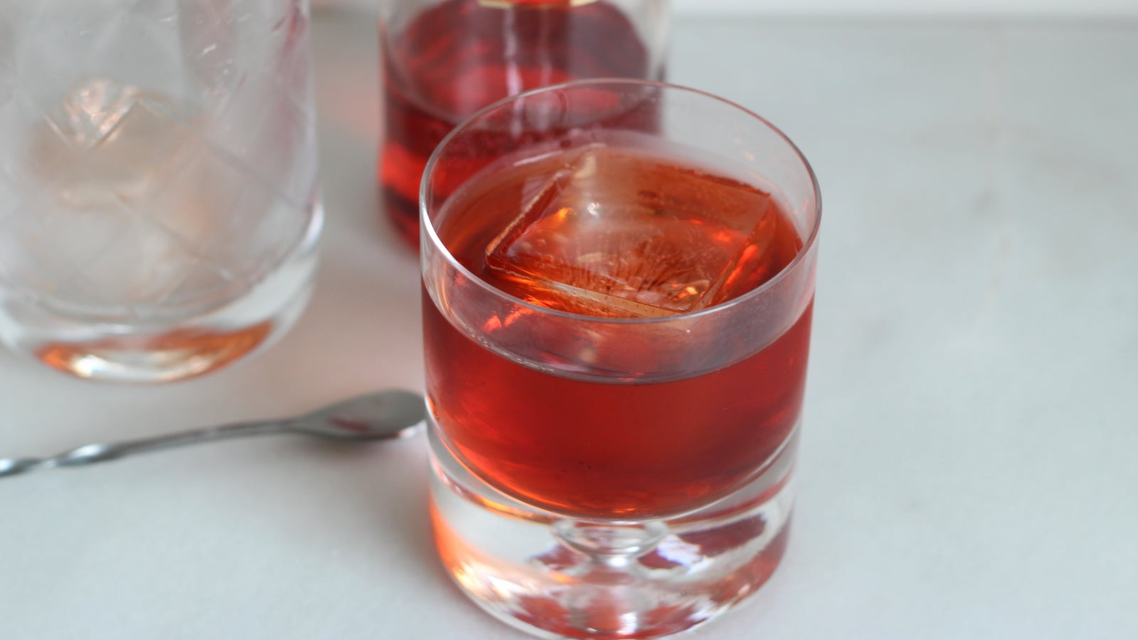 Celebrate Negroni Week With This Amaro-Heavy Offering