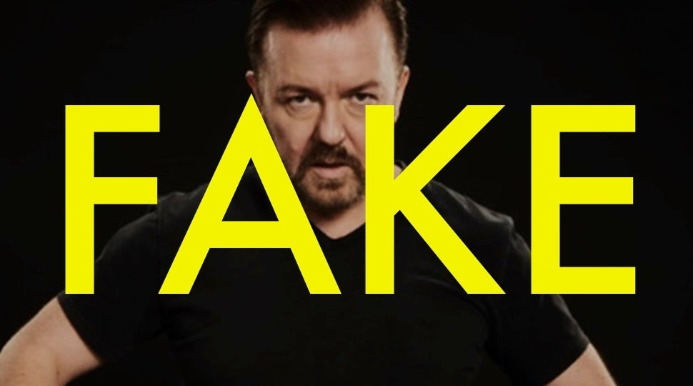 Julian Assange, Notable Edgy 14-Year-Old, Tweets Fake Ricky Gervais Quote In Earnest