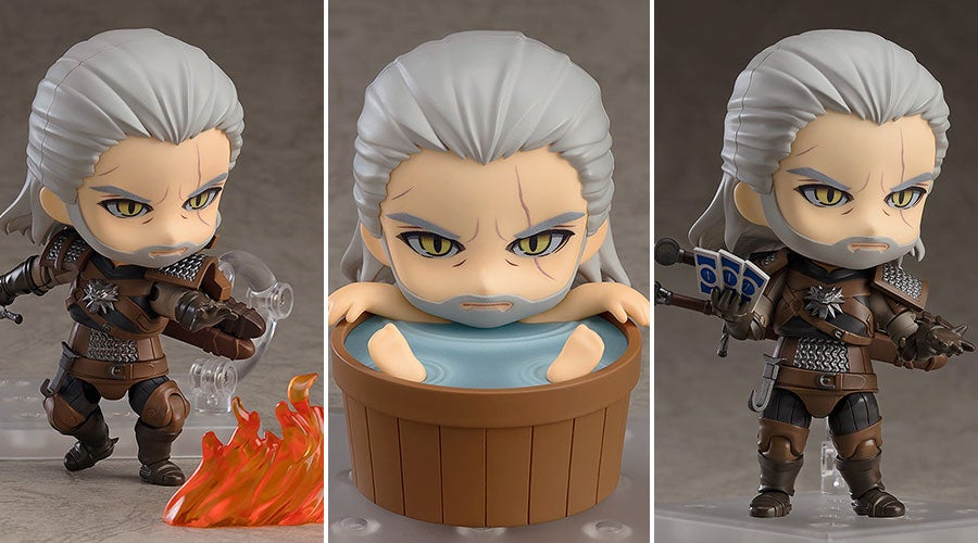 Oh Man Look At This Witcher 3 Figure