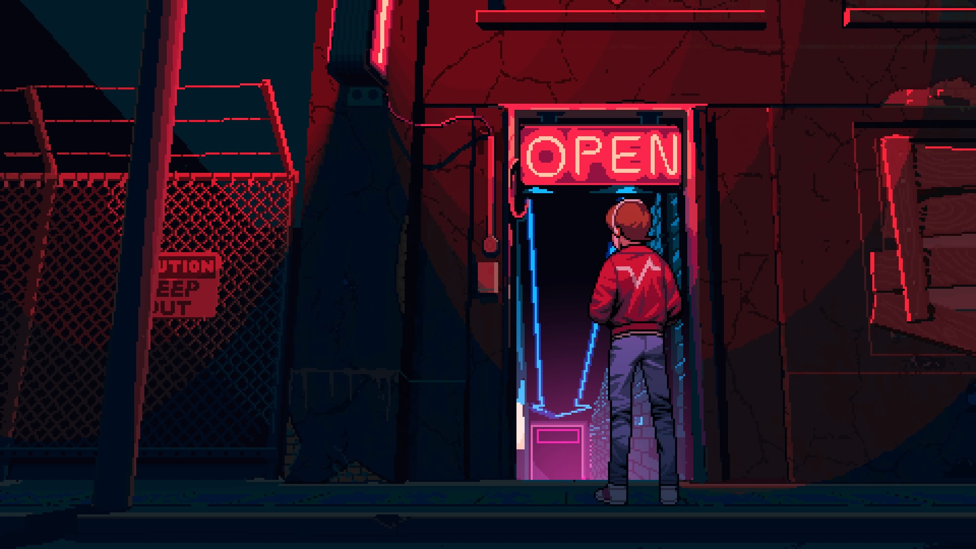 I Didn't Grow Up In The 80s, But This New Game Makes Me Feel Like I Did