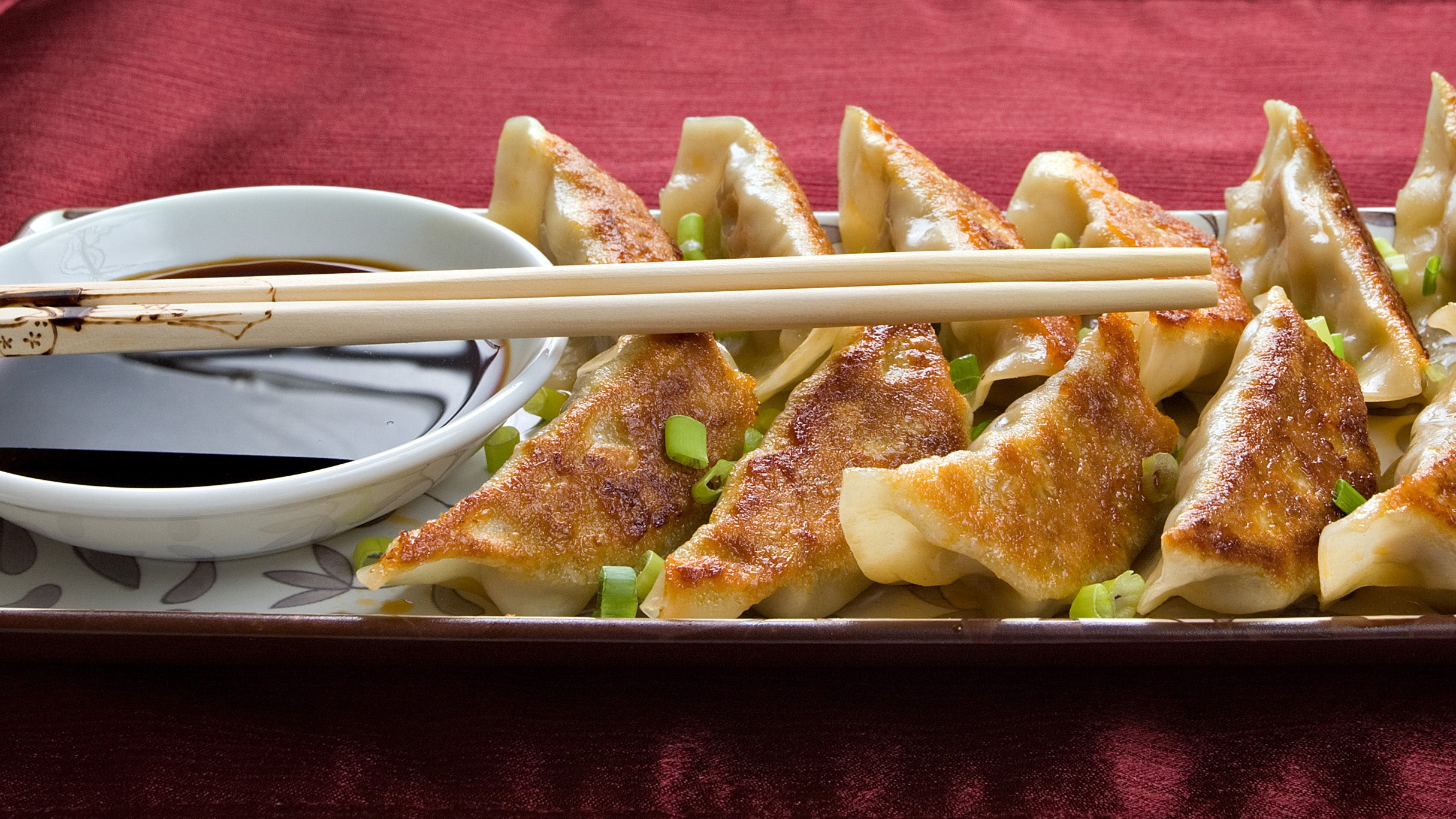 The Difference Between Potstickers, Wontons And Gyoza