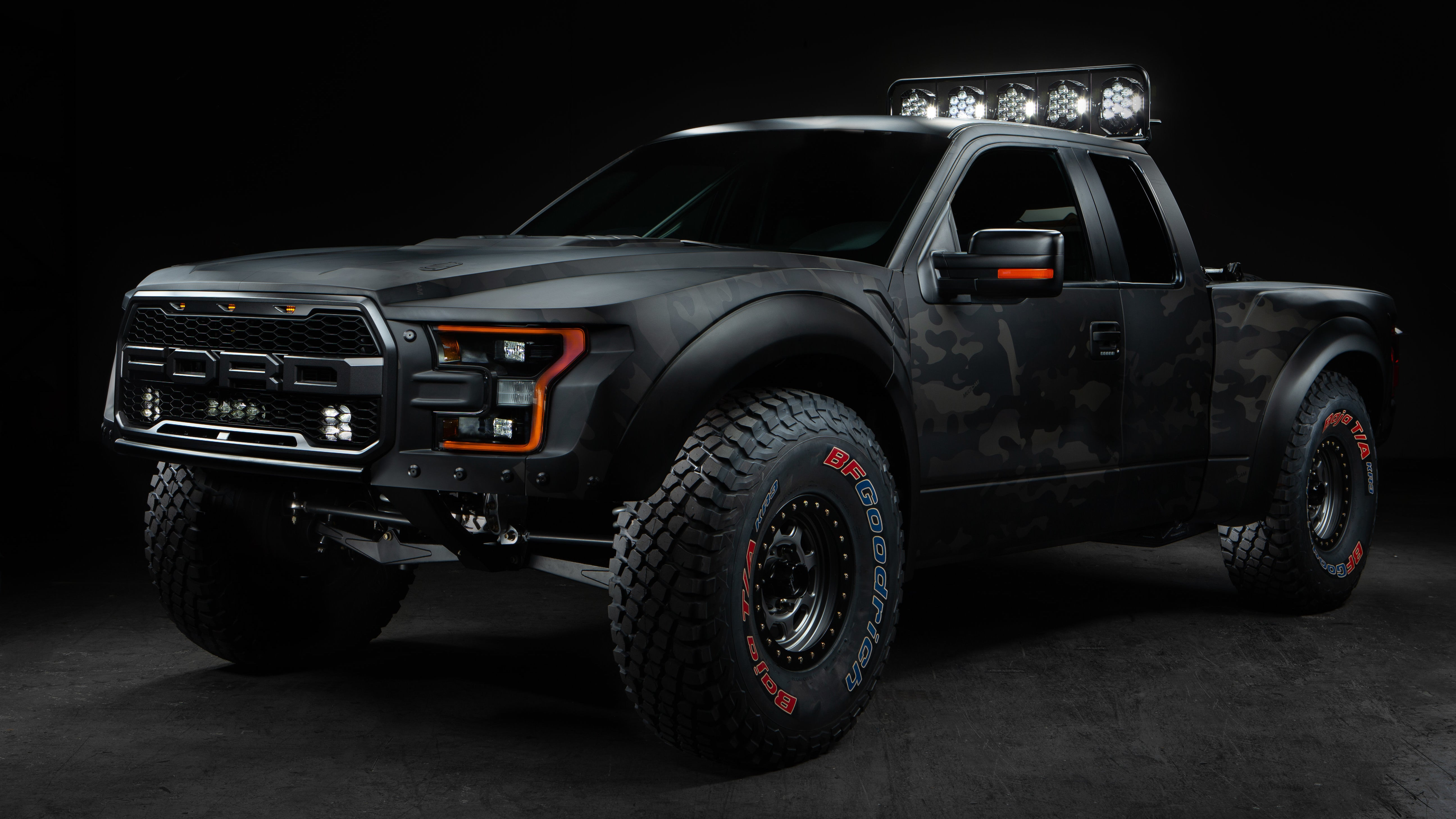A Luxury Prerunner Like This Is Basically An Off-Road Supercar