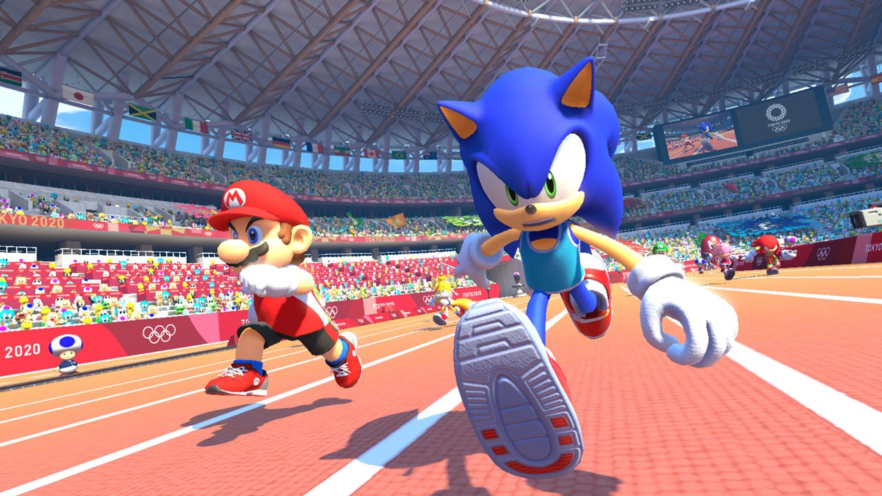 Mario And Sonic At The Tokyo Olympics Has Lots Of Fun Events, Few Ways To Play Them