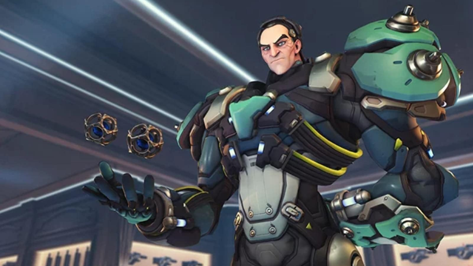 Sigma Is Tearing Up The Overwatch Playbook