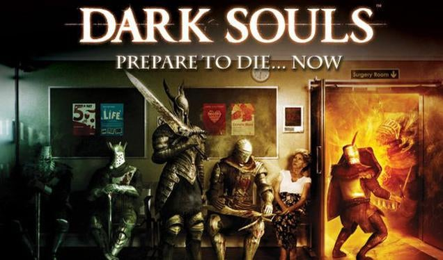Dark Souls Allegedly Ripped Off By Popular Korean Game