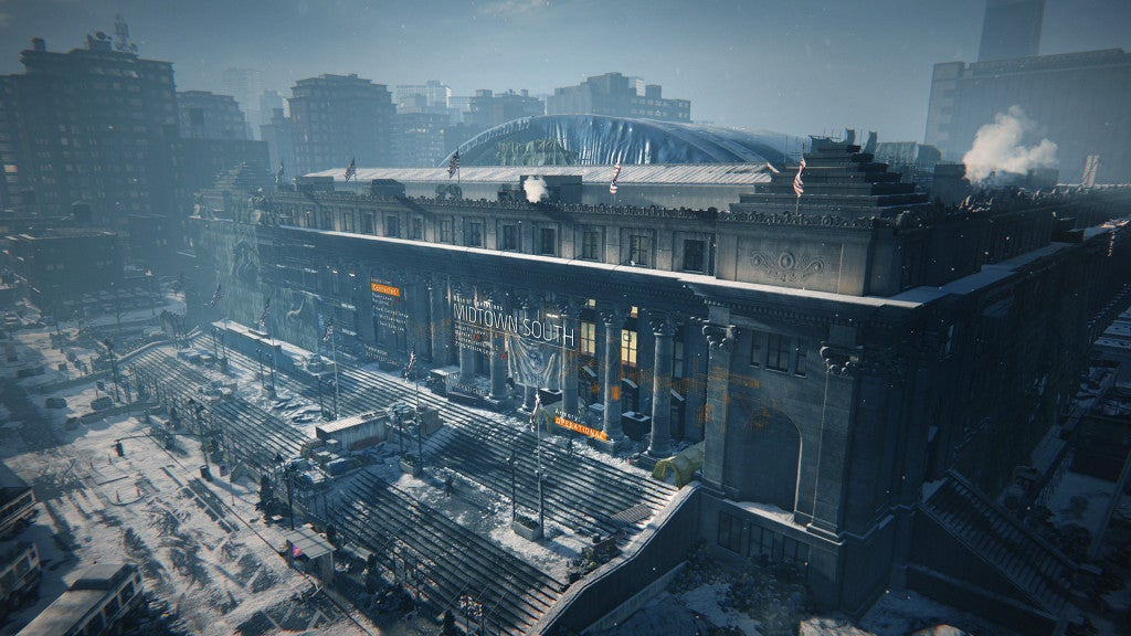 The Truth Behind The Division's Bioterrorist Apocalypse