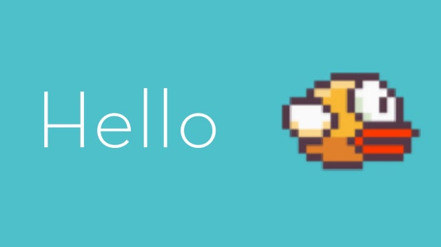 No, Flappy Bird Is Not The New 'Hello World'