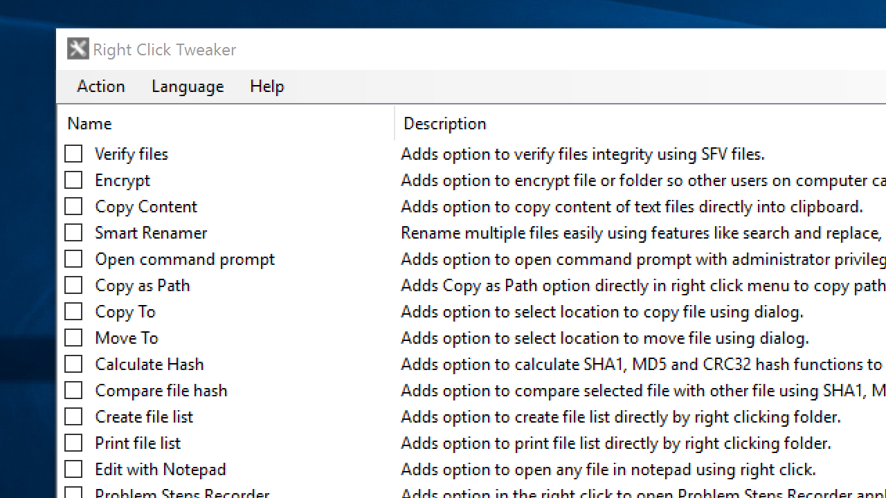 Right Click Enhancer Adds A Ton Of Useful Options To Your Context Menu