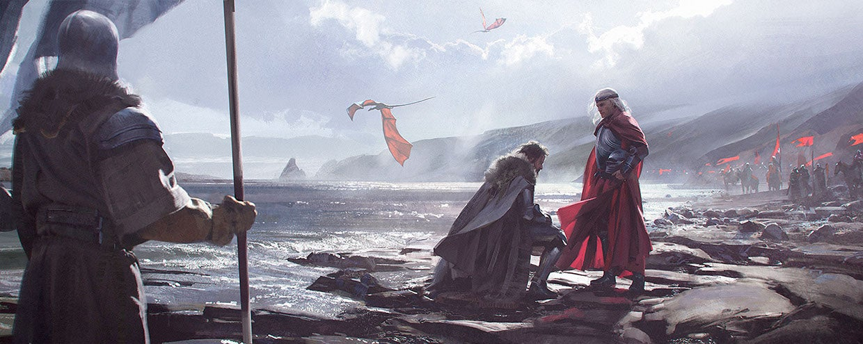 23 Things from The World of Ice and Fire That We'd Love to See on Game of Thrones