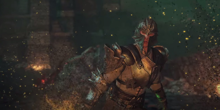 Guy Beat Dragon Age: Inquisition Solo, On Nightmare Mode