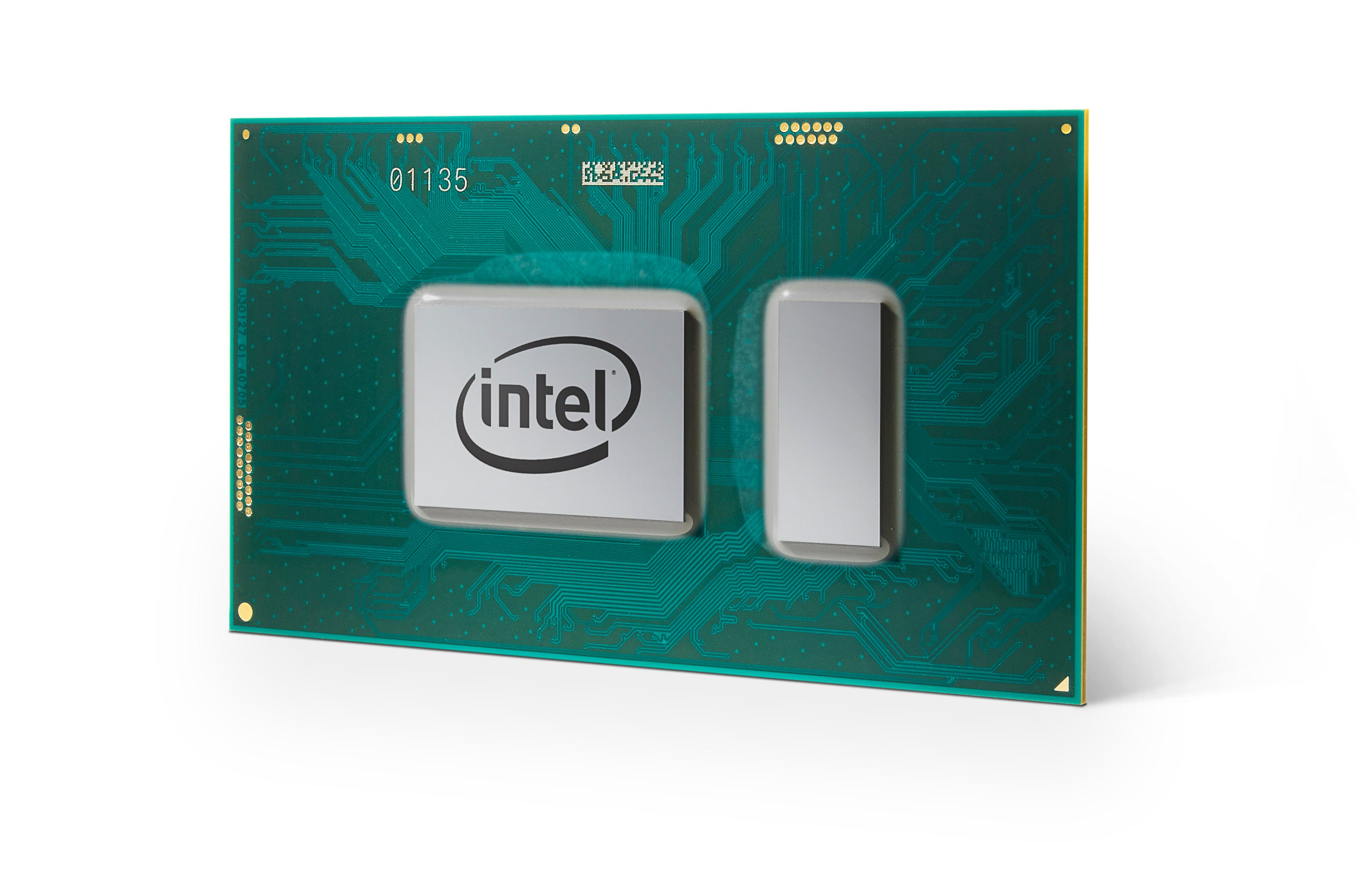Intel touts 40 percent performance boost in eighth-generation processors