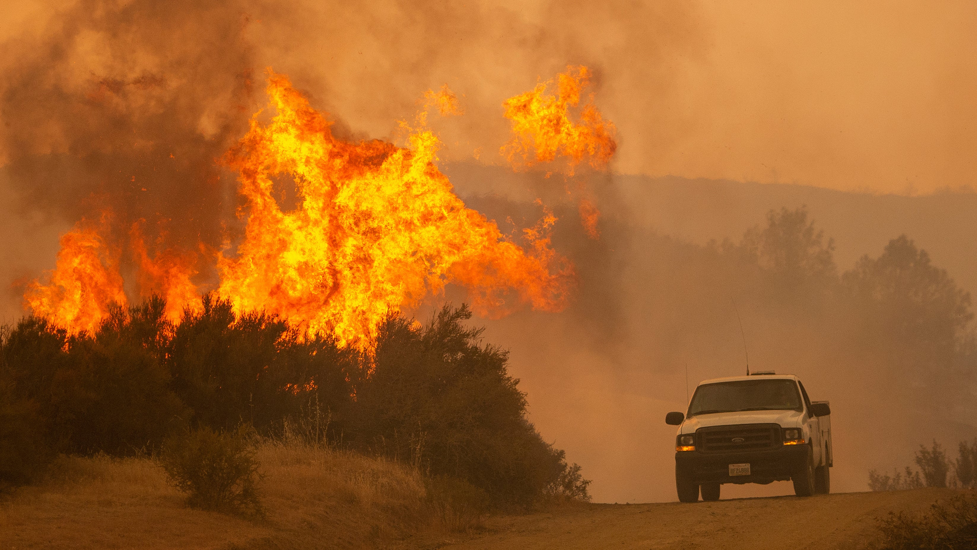California's 2018 Was The Worst Ever Recorded For Bushfires