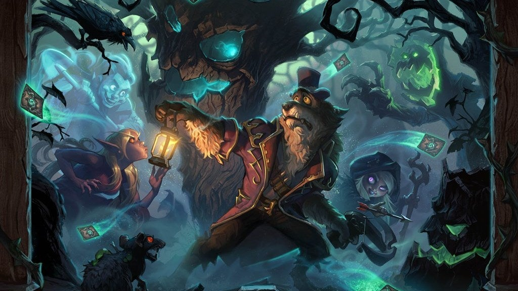 Wackiness, Not Power, Defines Hearthstone's New Witchwood Cards