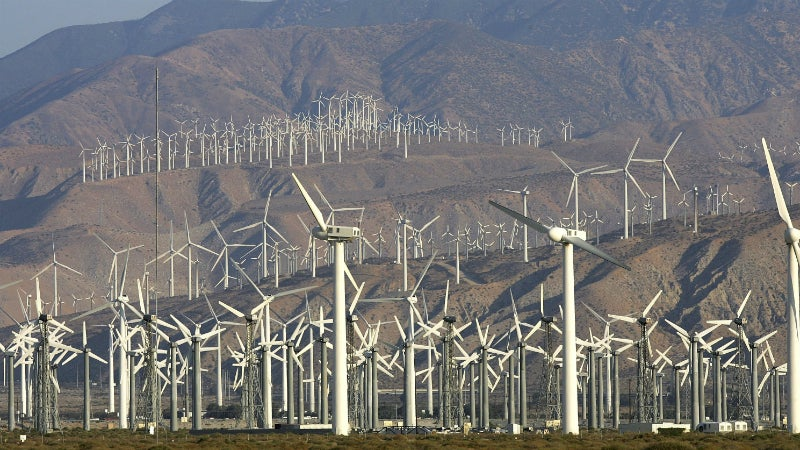 Why Wind Power Is Finally Taking Off in America