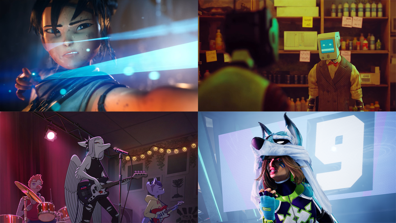 Our Favourite Smaller Games From Today's PS5 Reveal Event