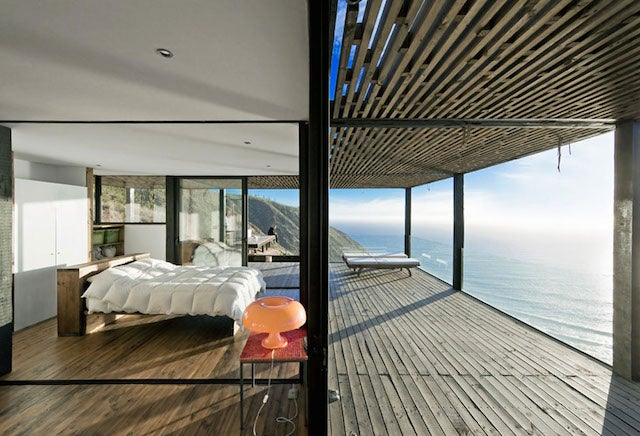 This Perfect Home Perched On A Cliff Is Made Of Dreams
