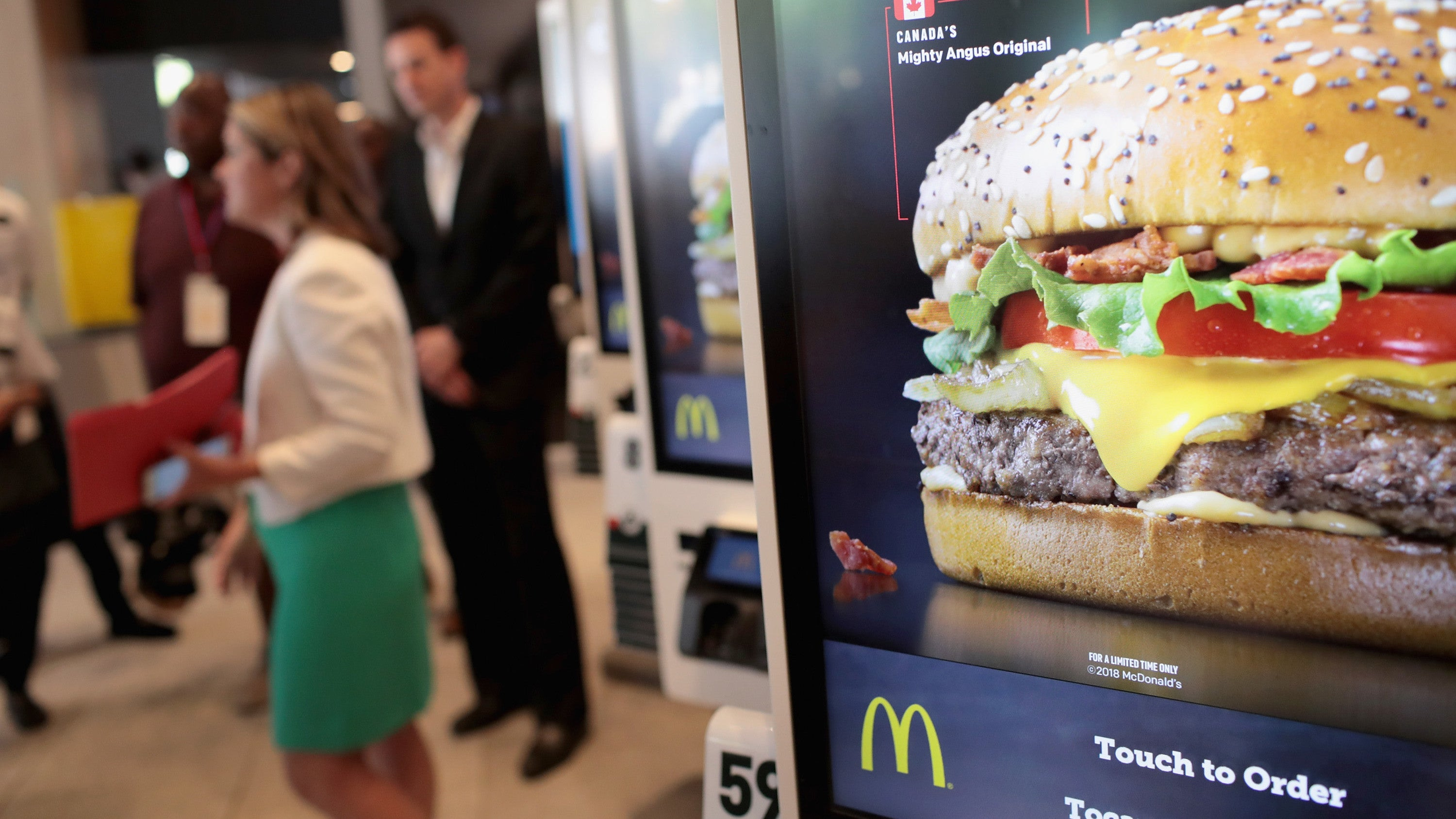 Why Fast Food Is The Ticking Time Bomb Of Job Automation